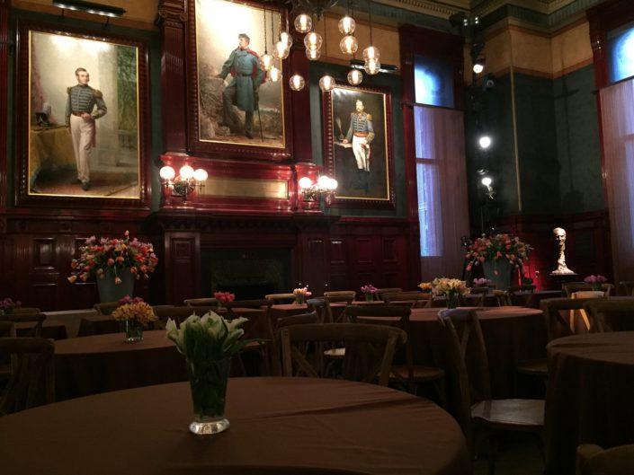 TEFAF NY Spring gekleurde tulpen