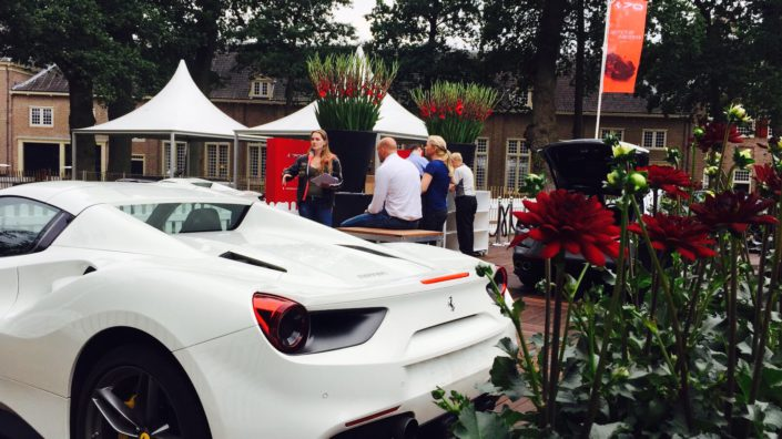 witte Ferrari