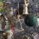 Shishi kerstballen en figuren
