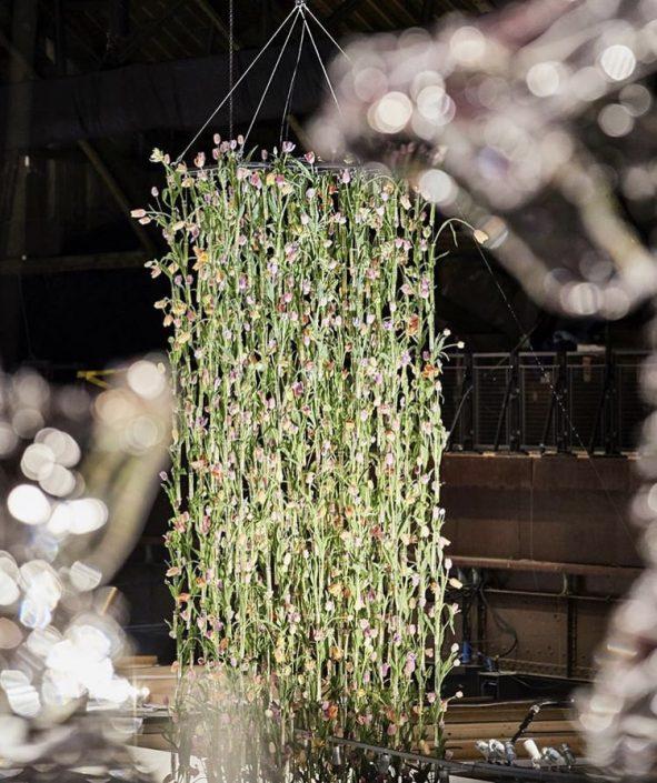 TEFAF tulpen flowerdecoration bloemdecoratie