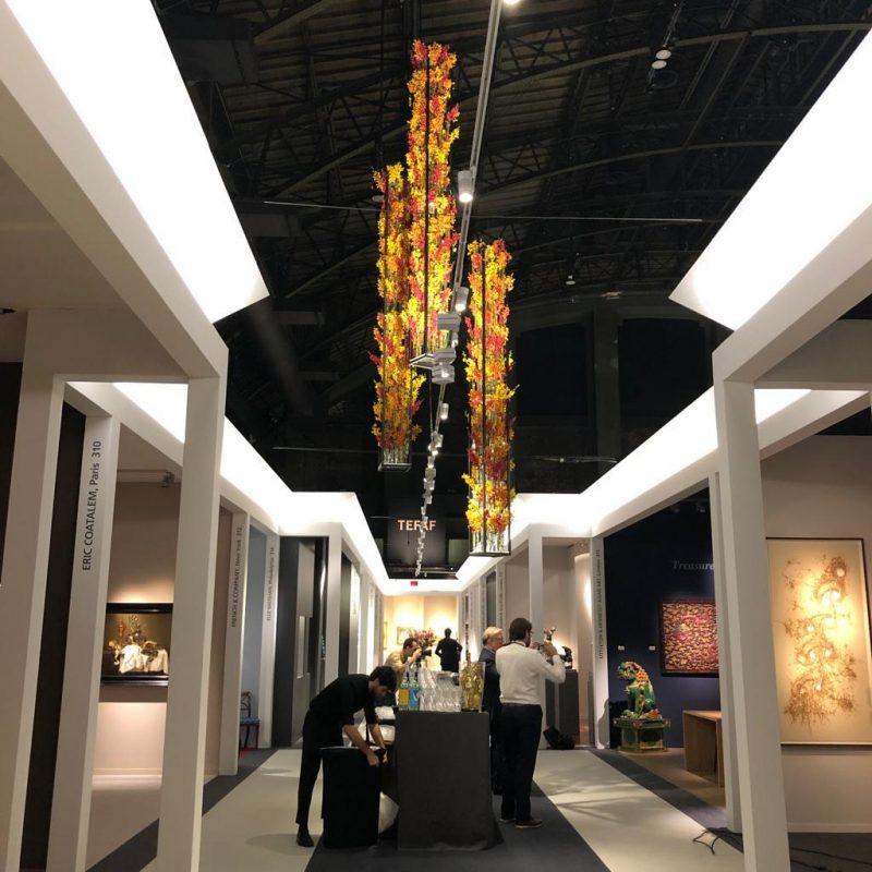 Kate Interieur Design Impressies.Ten Kate Flowers Decorations Tefaf Ny Fall 2019